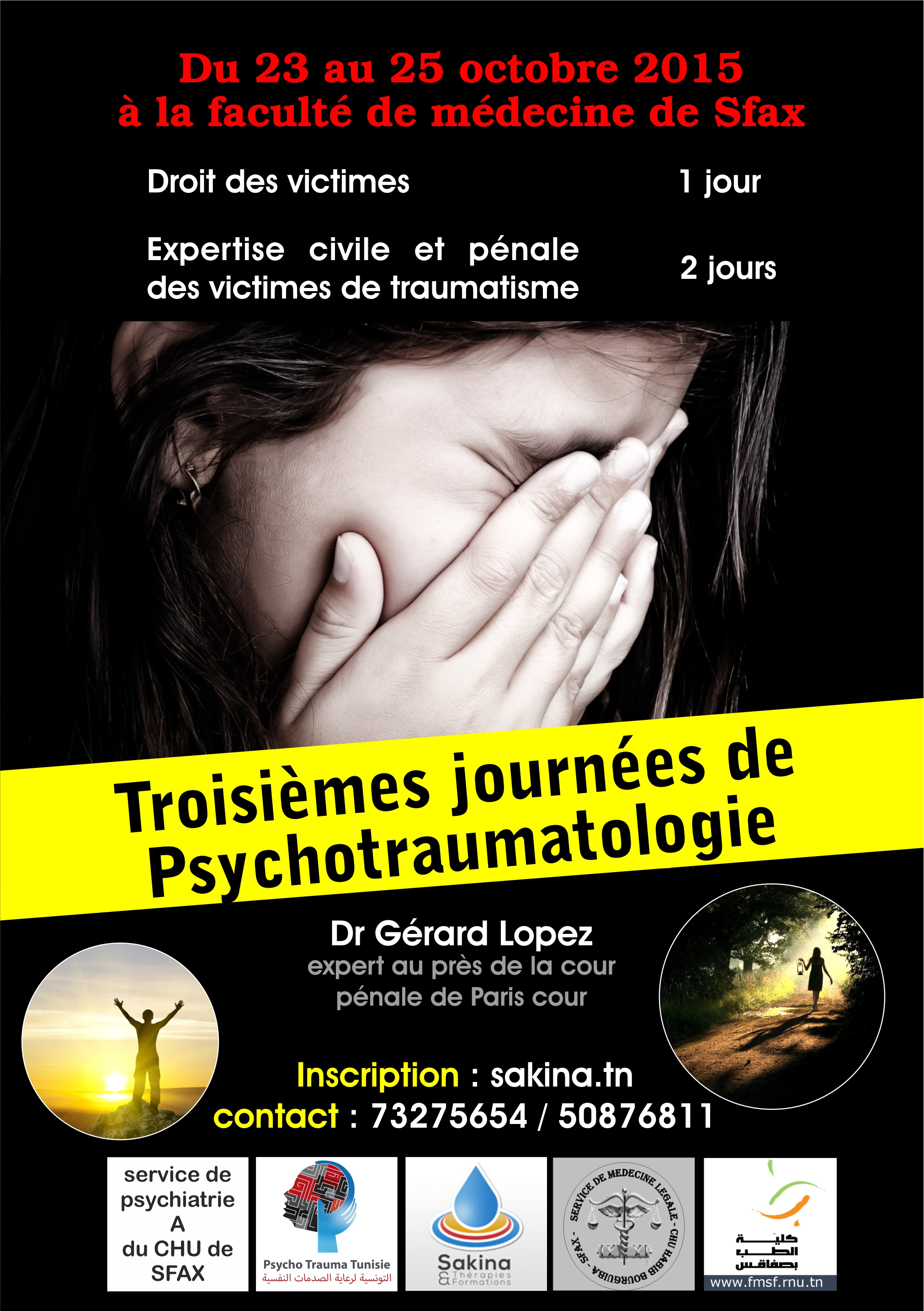 diplome universitaire psychotraumatologie paris 5